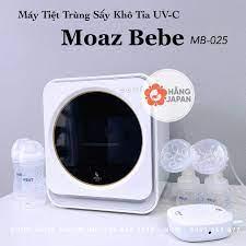 Mua Máy tiệt trùng & ủ bình sữa Moaz bébé Online, Giá Tốt