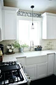 kitchen sink lighting ideas. Over Kitchen Sink Lighting Charming The Light Ideas . K