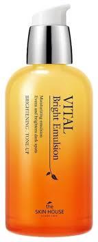 The Skin House Vital Bright Emulsion Витаминизированная ...