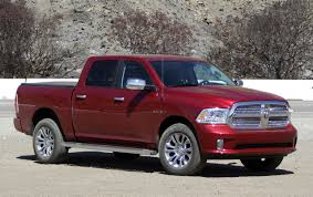 2014 Ram 1500 EcoDiesel nets car-like 28-mpg rating