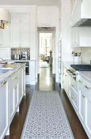 kitchen runner rug modern runners rugs and with fresh best mats uk within throughout 9