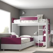 Corner Bunk Beds With Storage  Interior Design Ideas For Bedrooms
