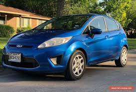 2011 Ford Fiesta Ford Fiesta Forsale Canada Ford Fiesta Cars For Sale Ford Excursion