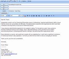 Draft Mail For Sending Resume Elegant Best Formats For Sending Job