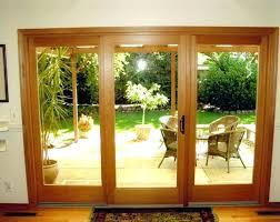 sliding glass doors home depot beautiful 3 panel patio door andersen lock slidin