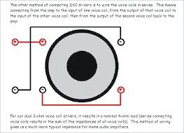 subwoofer wiring diagrams wiring diagrams two 2 ohm dual voice coil 4 ohm wiring diagram subwoofer wiring diagrams wiring diagrams two 2 ohm dual voice coil subwoofer wiring diagrams understand ohms law