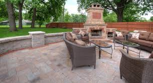patio and outdoor living space