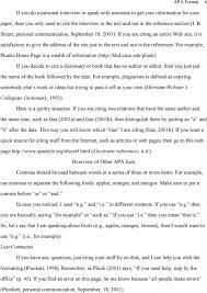 How To Do That Annoying Apa Format Stuff Scott W Plunkett