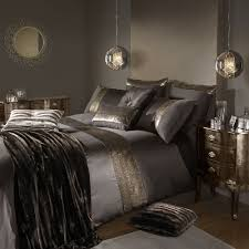 accessories archaiccomely kylie minogue duvet and runners gold leopard bedding medium version