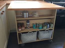 kitchen island unit big working space also giving extra storage in fareham hampshire gumtree