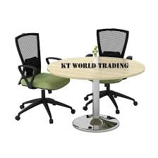 3ft round conference table round meting table model kt br90
