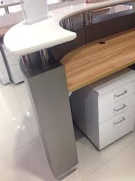 information desk furniture new design hot hotel grey salon nails commercial curved reception desk church information desk furniture
