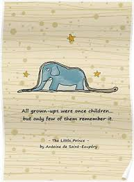 best the little prince ideas the petit prince  the little prince elephant inside boa constrictor by scottorz