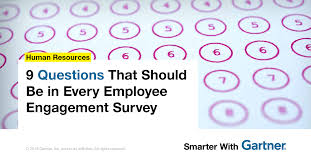 9 Questions That Should Be In Every Employee Engagement