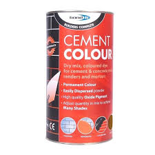 Red Concrete Dye Powdered Cement Dye Brown Red Dye Concrete