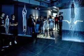 Bill Viola - Visions of Time. SESC São Paulo - Art in Perspective