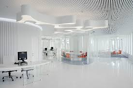 white office interior. Modren Office White Office Interior Located Business Complex Moscow And Was  Recently Completed Mossine The Interior For White Office Interior C