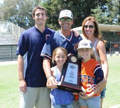 OCC coach's family, killed in helicopter crash, was all in for baseball ...