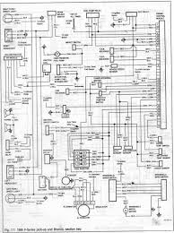 chevy truck underhood wiring diagrams chuck's chevy truck pages early bronco ignition switch wiring at 1975 Ford Bronco Wiring Diagram