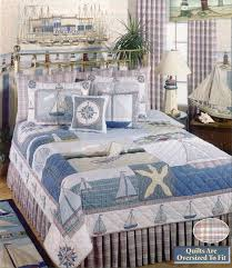125 best BEACH QUILTS images on Pinterest | DIY, Appliques and Crafts & Nautical Quilt ensemble from Patch Magic Adamdwight.com