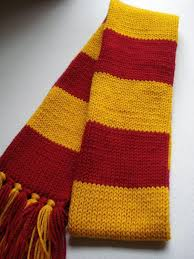 Harry Potter Scarf Knitting Pattern New Decorating