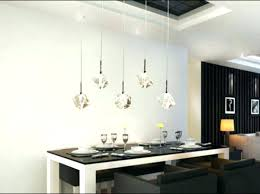 Modern Dining Room Pendant Lighting Inspiration Modern Dining Room Lighting Ideas Led Farmhouse Chandeliers Hanging
