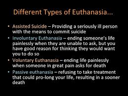 Christian Quotes On Euthanasia