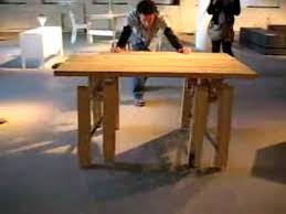 carpentry engineering walking table