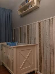 Muur Met Steigerhout Behang Cribs Scaffolding Wood Outdoor
