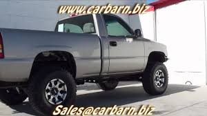 Sold! - 2000 Chevy K1500 Regular Cab Lifted 4x4 at Car Barn in ...