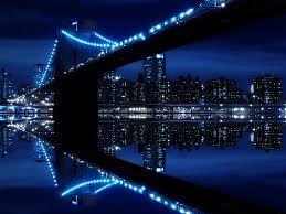 Blue and Black City Wallpapers - Top ...