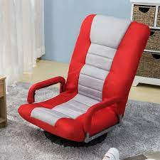 Gaming Chairs, ZAPEX Folding Gaming Chair, Floor Rocker, Floor Chairs with  Back Support for Adults, Low Chair, X Rocker, Floor Chair, Rocker Gaming  Chair, Seat Gaming Chair, Low Chair (red): Amazon.ca: Home