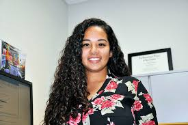 Candice Cardoza wants to help first generation students find ...