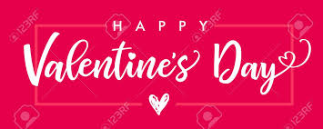 And valentines day 2021 is going to be followed by the 7 consecutive days as rose day on the 7 th on february, propose day on 8 th february, the chocolate day on 9 th february, teddy day on 10 th february, promise day on 11 th february, on 12 th february as kiss day, and. Lettering Happy Valentines Day Banner Pink Valentines Day Greeting Royalty Free Cliparts Vectors And Stock Illustration Image 93238849