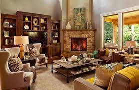 corner fireplace ideas
