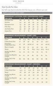 Ted Baker Size Chart Mens Ted Baker Mens Black Tuxedo
