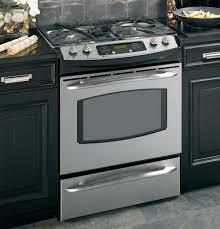 ge profile 30 slide in gas range pgs908semss ge appliances ge profile 30 slide in gas range