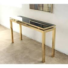 black and gold console table narrow console table with drawers narrow black console table console narrow