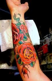 Neobvyklé Tetování Na Předloktí Muži Tetování Pánve Předloktí