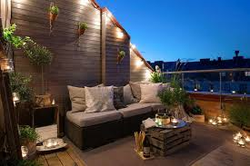 Keep your balcony dcor simple and spacious. You might be surprised at how  much space ...