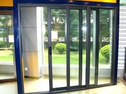 dreaded triple pane sliding glass door on brilliant interior decor home triple pane sliding glass door with blinds
