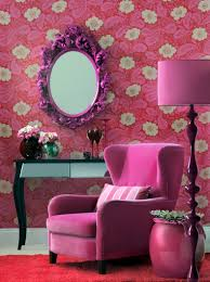 Pink Living Room Accessories Pink Home Decor Stylish Decorating Ideas