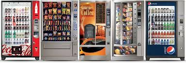 Vending Machine Manufacturers Magnificent Vending Machine Service Supply Company In Central PA