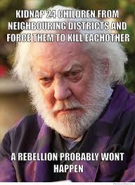 Hunger Games Meme | WeKnowMemes via Relatably.com