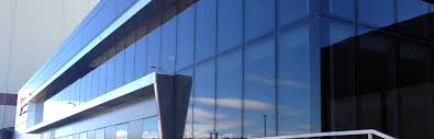 Q-Air glass faade on Delaviuda building in Spain