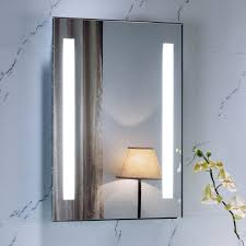 Bathroom Heated Mirrors Bathroom Mirrors With Lights And Demister Lighting Fixtures