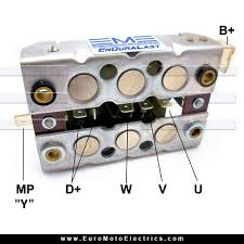 bosch 3 phase charging system diode board upgrade for bmw r bmw list price 125 55