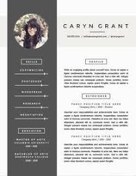 Resume Designs Resume Templates