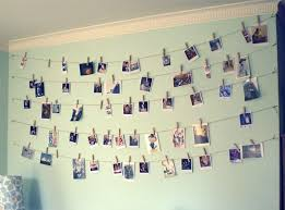 A fun way to display pictures throughout your hall to progressively show  off the year's events. | For the Home | Pinterest | Twine, Empty wall and  Dorm