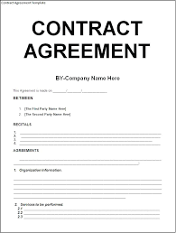 Business Partnership Contract Template Construction Agreement ...
